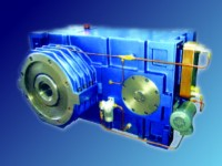 Gear Box(Gar reducer)